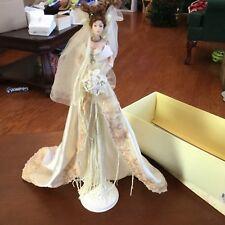 Popular Creations Tassel Doll Victorian Bride Doll TD5018 2003 NIB