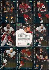 2001-02 Parkhurst by ITG Ottawa Senators Regular Team Set (15)