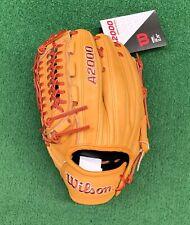 """Wilson A2000 D33 11.75"""" Left Hand Pitchers Utility Baseball Glove WBW1000911175"""