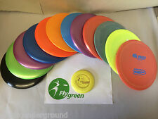 FRISBEE DISC GOLF INNOVA 12 DISC STAR & GSTAR PREMIUM PLASTIC DELUXE SET + MINI