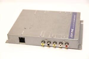 ALPINE Monitor Controller Navigation Unit LCD Color Module TME-M006SP TME-M005P