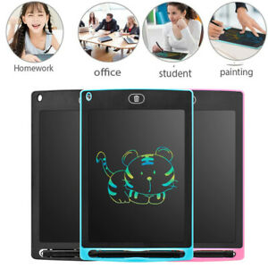 Electronic Digital LCD Writing Tablet Drawing Board Graphics for Kids Gift Fun