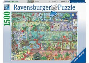 Ravensburger 1500 Piece Jigsaw Puzzle - Gnome Grown