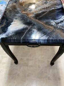 Epoxy Custom coffee table