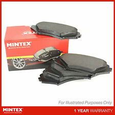 Fits VW Passat Alltrack 365 2.0 TDI 4motion Genuine Mintex Front Brake Pads Set