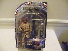 Stargate desert combat teal'c figure-MOC