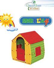 Casetta/Casa da giochi per bimbi da giardino e interni  StarPlay - Magical House
