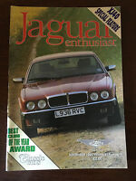 JAGUAR ENTHUSIAST Volume 10 Number 11 - November 1994