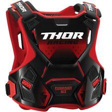 Thor Guardian MX Brustpanzer Körperschutz Oberkörperprotektor schwarz/rot
