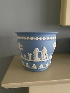 Wedgwood Jasperware Small Vase