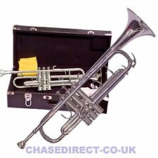 Nickel Silver Bell Trumpets