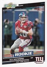 2012 Score RC Flashbacks #371 Eli Manning Giants