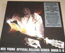 Neil Young - Official Release Series 4Lp. Box-Set Neu