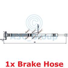 APEC BRAKING 488mm Scheibe Bremssattel flexibel GUMMISCHLAUCH hos4138