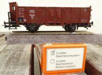 Bilger 730112 Roco Basis H0 Güterwagen Königsberg Om DRG Epoche 2 sehr gut inOVP