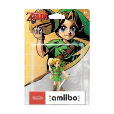 Legend of Zelda Link Majora's Mask Nintendo Amiibo Figure