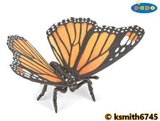 Papo BUTTERFLY solid plastic toy wild animal insect bug * NEW *💥