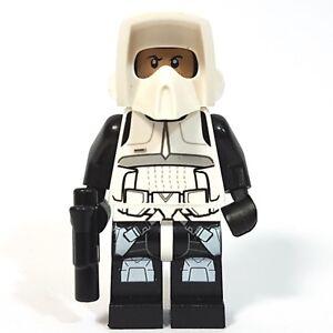 LEGO STAR WARS Figur Scout Trooper sw505 aus 75023, 10236 inkl. Blaster