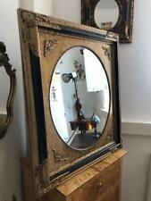 goldener Wandspiegel Spiegel Barock Stil geschliffen - X1845