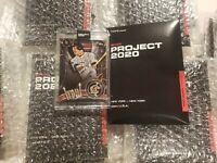 MIKE TROUT TOPPS PROJECT 2020 #51- 2011 Update RC Ben Baller LA Angels