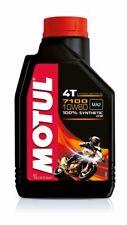 Olio Moto Motul 7100 4T 10W60 KTM HUSQVARNA MV AGUSTA MOTO GUZZI - 3 litri lt