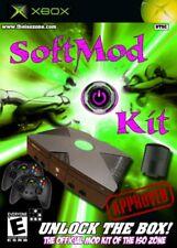 Original Xbox softmod version 2018 USB seulement