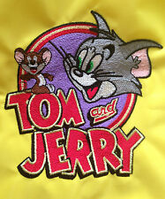 Personalised Tom and Jerry School/PE/Gym/Drawstring Bag