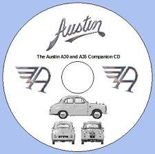 The Austin A30 and A35 Workshop Manual / Companion CD