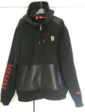 Puma x Ferrari Hoodie Jacket Size XXL Scuderia Colab