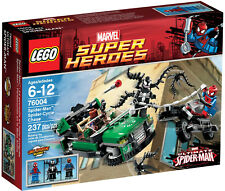 Lego 76004 Super Heroes Spider-Man Spider-Cycle Chase * Sealed Box * Venom