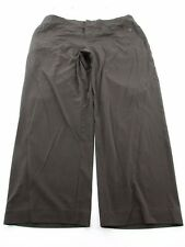 *MOSSIMO* SIZE 22W WOMEN'S BROWN STRETCHY PANTS W/SIDE POCKETS