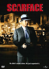 NEW! ~ Scarface (DVD, 1932, Fullscreen B&W) THE ORIGINAL WITH PAUL MUNI