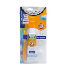 Arm & Hammer Fresh Spectrum 360 Adult Dog Dental Kit, Coconut Mint, 2 oz.