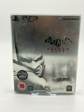 Batman Arkham City Limited Edition Steelbook (Sony PlayStation 3 PS3) Penguin