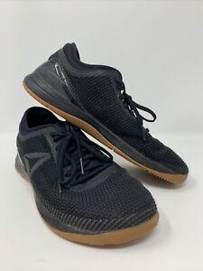Reebok CrossFit Men's Shoes Size 9 Reebok Nano 8.0 Flexweave Black CN8066
