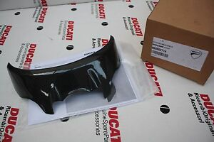 Cover Light Carbon Orig.ducati For Monster 1100/796/696/659 Code 96980271A