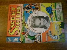 SWEET SIXTEEN #8 1947 COMIC