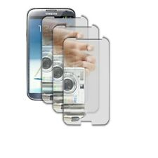 3x Mirror LCD Screen Protector for Samsung Galaxy Note 2 II N7100