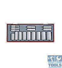 "Teng Tools 16 pce 3/8"" dve Socket Set TT3816"