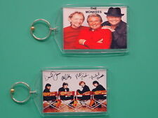 THE MONKEES - DAVY JONES - with 2 Photos - Designer Collectible GIFT Keychain
