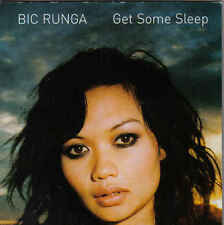 BIC Runga- Get some sleep  cd single