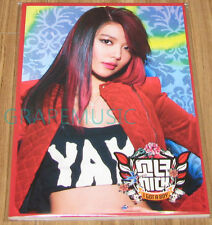 GIRLS' GENERATION I GOT A BOY SM LOTTE POP UP STORE SOOYOUNG NOTE NEW