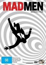 Mad Men : Season 4 (DVD, 2011, 3-Disc Set)