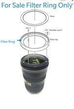 Filter Ring For Nikon AF-S Nikkor 24-70mm f/2.8G ED Lens Parts 1K631-858 UV