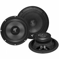 HIFONICS VULCAN Woofer Set VX-6.2W  Leistung 100/200 Watt