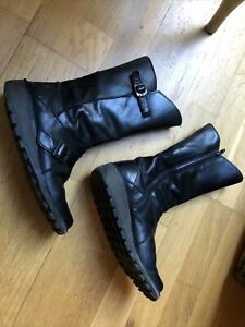Fly London Mid Calf Boots Size 4/37