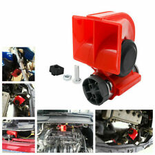 12v 150db Car Air Horn Blast Compact Twin Tone Loud Horns Truck Lorry Suv Boat