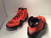 Nike Men's Penny V Athletic Basketball Shoes Size 9M Red/Black  #537331-800