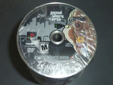brand new Grand Theft Auto GTA San Andreas Playstation 2 PS2 - Free Shipping