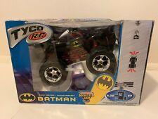 Tyco R/C Batman Batmobile Monster Jam Truck 1/6 Scale Radio Control